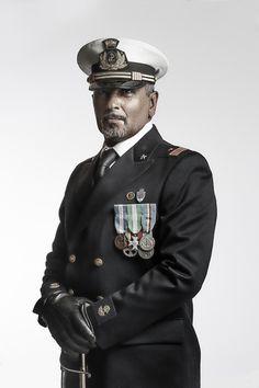 Palombaro Instructor on Behance #palombaro instructor militär army portrait men