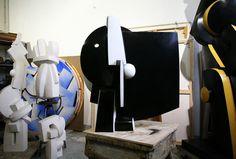 Sophia Vari studio #arts