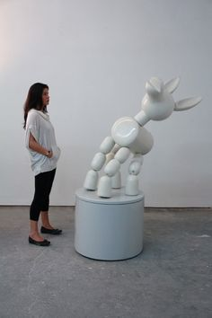 Daniel Arsham Alter Galerie Perrotin #daniel #arsham