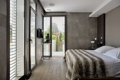 Villa WA by Laurent GUILLAUD-LOZANNE #bedroom #interiors