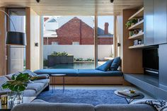 Malvern House: Addition and Renovation to an Existing Edwardian Style House 4