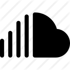 See more icon inspiration related to soundcloud, brands and logotypes, logos, logotype, logo, social network and social media on Flaticon.