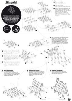 DIY pallet furniture plans - #DIY #pallet