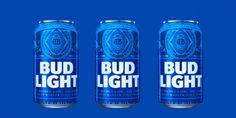 Before & After: Bud Light — The Dieline | Packaging & Branding Design & Innovation News