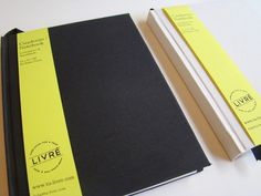Tu Livre » Paper goods, type & print » Cuadernos Tela #notebook #black #and #white