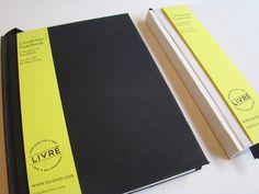 Tu Livre » Paper goods, type & print » Cuadernos Tela #notebook #white #black #and