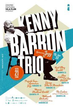 Jazz 2008 Posters on the Behance Network #martinojana #jazz #atelier #poster