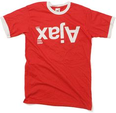 experimental_jetset_ajax shirt #apparel #print #tshirt #shirt #screen #typography
