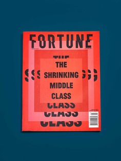 Fortune Cover – Shrinking Middle Class