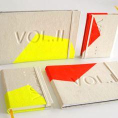 PORFOLIO, hand-made notebook, journal. Find out more here: www.etsy.com/shop/TandemDesignsShop #handmade notebook