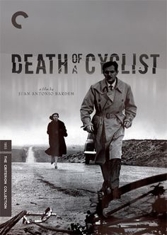 Death of a Cyclist (1955) The Criterion Collection #cover #film #movie #dvd