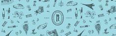 RITUEL par Christophe Vasseur #Logotype #Logo #Typography #Paris #Tokyo #Branding #Identity #French #Boulangerie