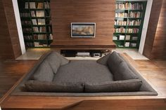 Lounge Bed #lounge #furniture #bed