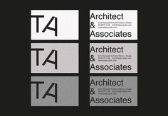 TADAO ANDO Architect & Associates - Visual Identity on Behance