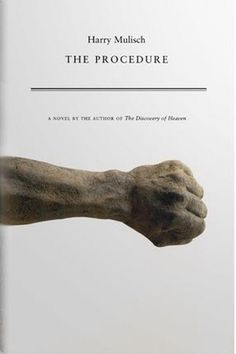 The Book Cover Archive: The Procedure, design by Paul Sahre #book #book cover #cover