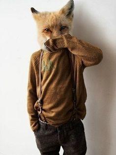 FFFFOUND! #fox