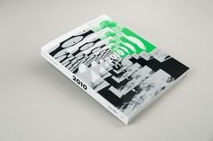 Project Projects — 2010 Whitney Biennial catalogue #whitney #biennial #design #catalogue #duotone