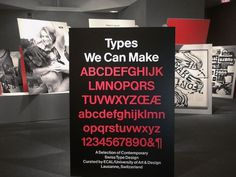 b+p swiss typefaces - Blog #design #graphic #poster #typography