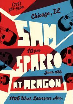 HARRISON KUYKENDALL #sam #design #graphic #sparro