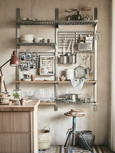 IKEA Kungsfors System New Small Space Organizer   Apartment Therapy