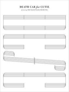 DCfC / Magik*Magik Orchestra #album #poster #music #graphics #score