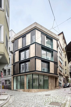 Galata Apartment / WE're architects