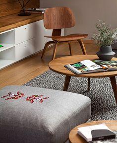 Vacation Home Combines Warmth of Wood with a Bright Open Interior -#decor, #interior, #homedecor, home decor, interior design