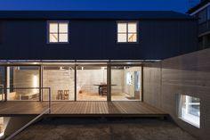 House in Ishikiri by Tato Architects #modern #design #minimalism #minimal #leibal #minimalist