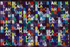Mel Bochner   PICDIT #painting #text #art