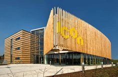 The Countdown to Opening > Icon innovation Centre | Icon Daventry | Environmental Innovation Centre > Icon Innovation Centre | News and Even