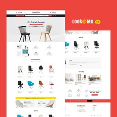 LookMe - Woocommerce Muti-Purpose Responsive Theme | TemplateTrip