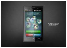 Yota Passport #phone #ux #ui #mobile #yota