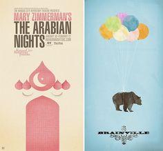 Jordan Gray vintage inspired designs | Gentle Pure Space #movie #jordan #arabian #the #brainville #nights #vintage #poster #gray