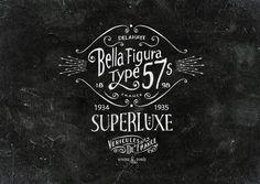 Lyla #design #drawn #vintage #type #hand #typography