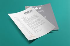 MOXI, The Wolf Museum of Exploration + Innovation #museum #letterhead #stationery