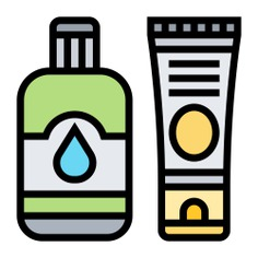 See more icon inspiration related to lotion, cream, wellness, skin care, massage, cosmetics, beauty, treatment and protection on Flaticon.