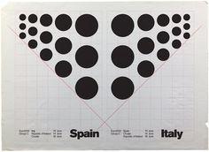 Eurotwentytwelve, carteles para la Eurocopa por David Watson de Trebleseven | Futbol y diseño gráfico | Experimenta #euro #2012 #soccer #watson #poster #cartel