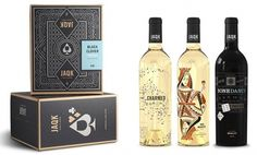 Award-winning package design from The Dieline: idsgn (a design blog) #hatch #design #wine