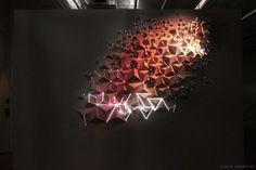 Joanie Lemercier sculpture4 #sculpture #glow #geometric