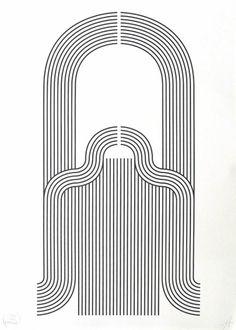 Print Club London | shop | big_wig #line #christmas #jesus #illustration #religion #drawing