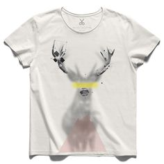 #emphaty #offwhite #tee #tshirt #jung #cosmos #deer #emreturhal #polygon