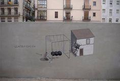 Esclif street art #art #street