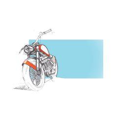 motorcycle sketch #design #sketch #moto #motorcycle