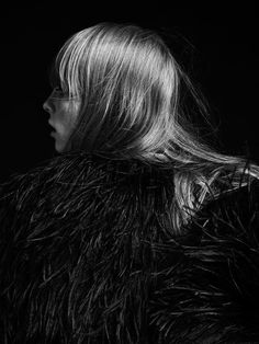 Saint Laurent Paris Campaign #model #girl #photography #portrait #fashion #beauty