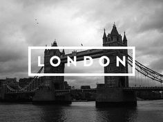 London by Stefan Hornof #logo #brand #design #identity