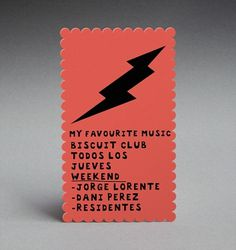Biscuit Club / Flyers : Antonio Ladrillo #flyer #antonio #ladrillo #biscuit #club