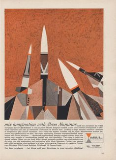 The Modernist Nerd: Vintage Science Ads from the 1950s-1960s #science