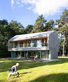 Bad Saarow House by Augustin Und Frank Architekten (3)
