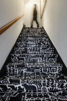 aros:Cueca Films / DX Arquitectos #stairs