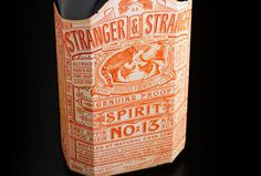 Graphic ExchanGE a selection of graphic projects Page2RSS #whiskey bottle